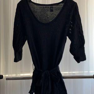 Victoria Secret Moda Int'l 3/4 Sleeve Sweater XL